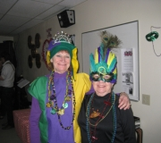 Mardi Gras at Post 44!!